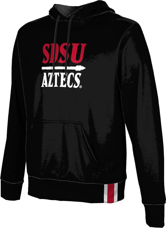 ProSphere San Diego State University Boys Pullover Hoodie Solid