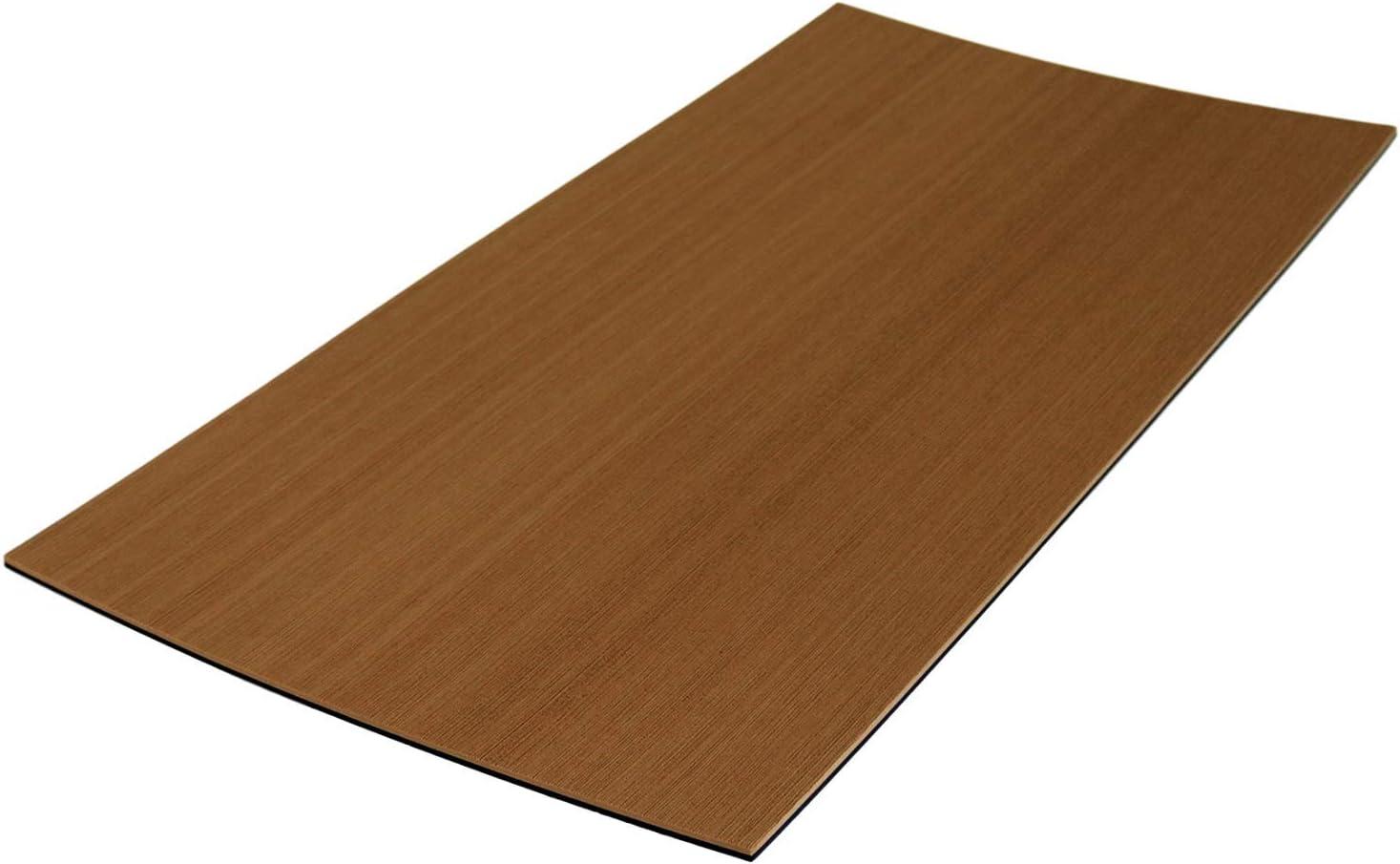 "Castaway Customs SeaDek- EVA Foam Boat Flooring Decking Non Skid Adhesive Simple Application   Rectangle   15"" x 39"""