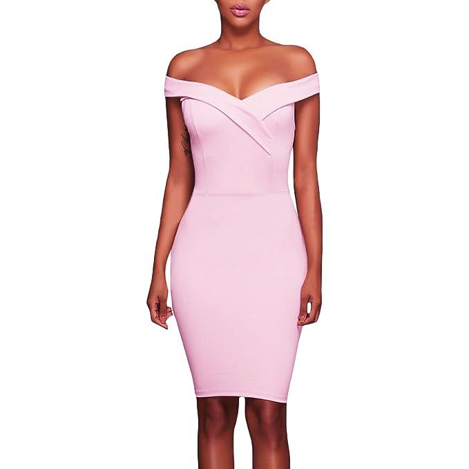 1a0bfb124189 Toocool - Vestito Donna Mini Abito Tubino Scollato Aderente Elegante Nuovo  Sexy DL-2104: Amazon.it: Abbigliamento