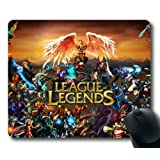 League of Legends Mouse Pad/Mouse Mat Rectangle by ieasycenter