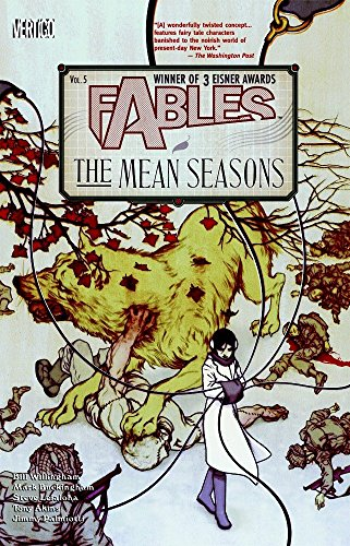 Fables Vol. 5: The Mean Seasons for sale  Delivered anywhere in USA