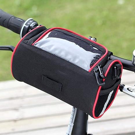 DHDHWL Paquete De Cuadro De Bicicleta,Accesorios para Cesta De ...