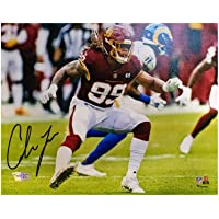 $139 » Chase Young Autographed Washington Football Team 8x10 Photo - Fanatics