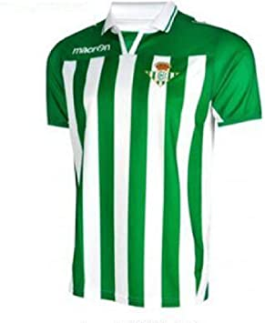 Real Betis Macron camiseta de la temporada 2012/13 UK Large (eu-xl): Amazon.es: Deportes y aire libre