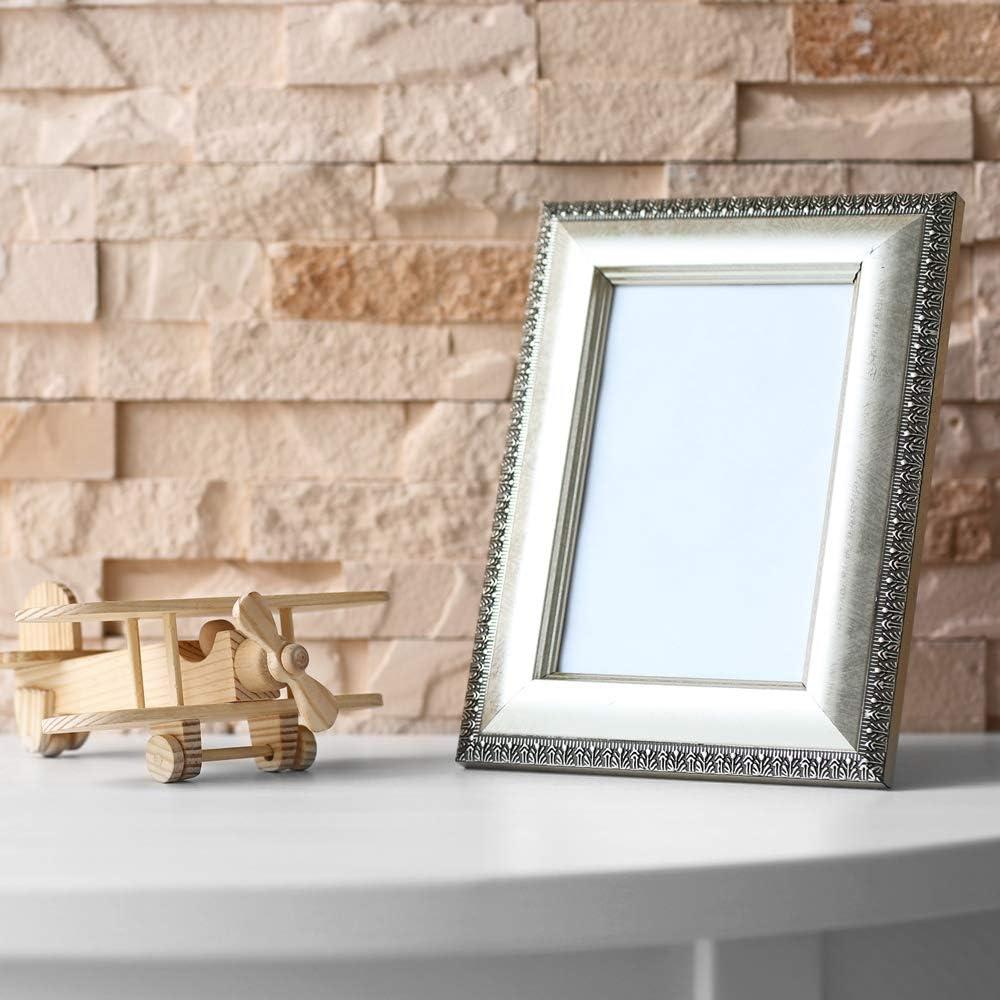 PP OPOUNT carteles de mesa 0,2 cm de grosor para marcos de fotos 10 hojas de acr/ílico transparente 12,7 x 17,8 cm caligraf/ía y pintura