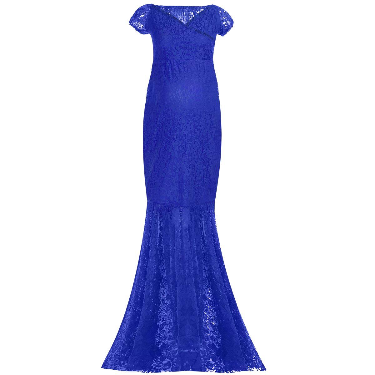 IBTOM CASTLE B076D872TH DRESS 3L レディース CASTLE 3L ブルー B076D872TH, LODGE:029cd047 --- sharoshka.org
