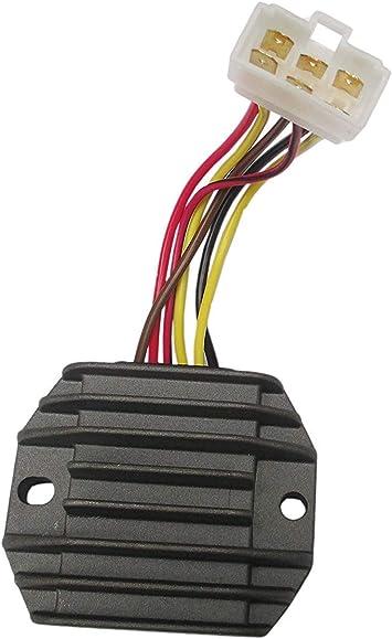 Amazon.com: 12 Volt Regulator Fits John Deere LX176 LX178 LX186 LX188 LX279  X475 X485: Automotive | X475 Wiring Diagram |  | Amazon.com