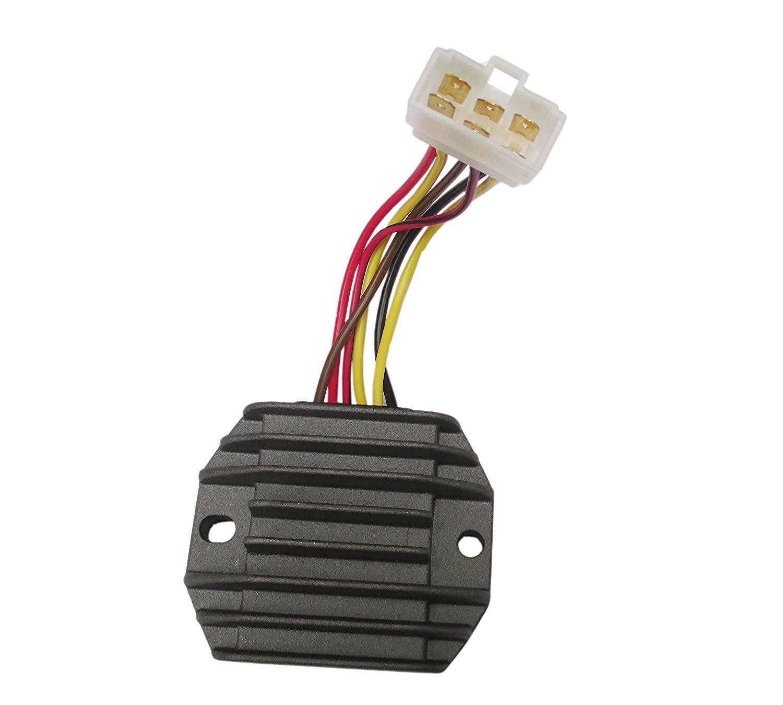 12 Volt Regulator Fits John Deere LX176 LX178 LX186 LX188 LX279 X475 X485