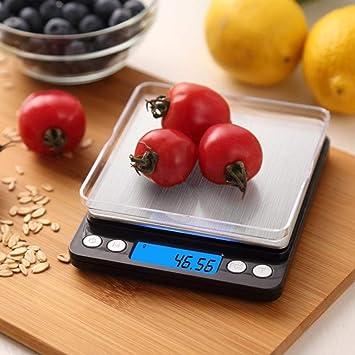 QMKJ El Salter agrega y Pesa Las Escalas de la hornada de la Cocina mecánica Mini
