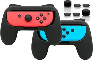 FYOUNG Compatible con Nintendo Switch Joy con Mango: Amazon ...