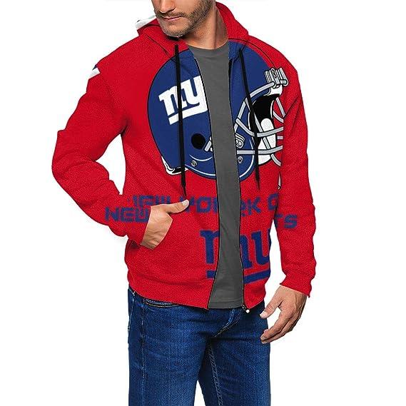 Amazon.com: Kanteband New York Giants NFL - Sudadera con ...