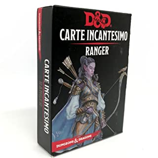 Carte incantesimo D&D - Ranger 5ED - ITALIANO Dungeons And Dragons