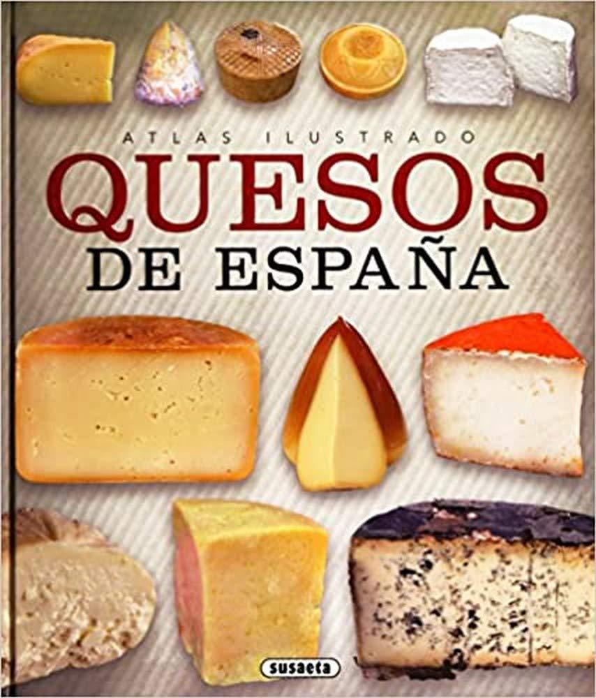 Atlas ilustrado de quesos de España: Amazon.es: Balasch Blanch, Enric, Ruiz Arranz, Yolanda: Libros