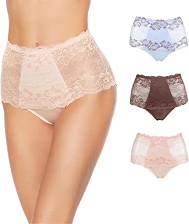 Lace Overlay Panties Pictures