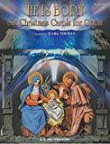 img - for He Is Born: Six Christmas Carols for Organ (H. W. Gray) book / textbook / text book