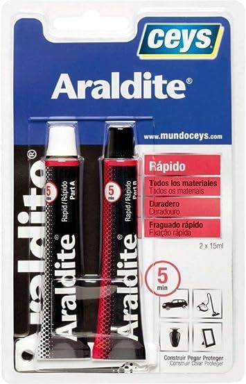 Ceys - Araldite Rapido 15+15ML: Amazon.es: Bricolaje y herramientas