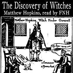 The Discovery of Witches