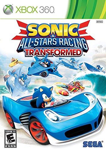Sonic   All Stars Racing Transformed   Xbox 360