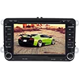 480 2DIN auto Radio DVD naviione GPS SAT NAV con DVD Player, naviione GPS, AM/FM Radio, Touch Screen, SD/USB, Bluetooth