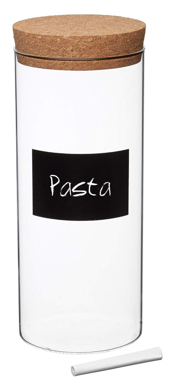 Recipiente para Pasta 24 cm, Cristal Natural Elements