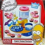 CraZArt The Simpsons Super Donut Factory