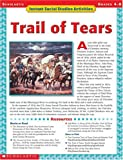 Trail of Tears, Amy Miller, 0439370892