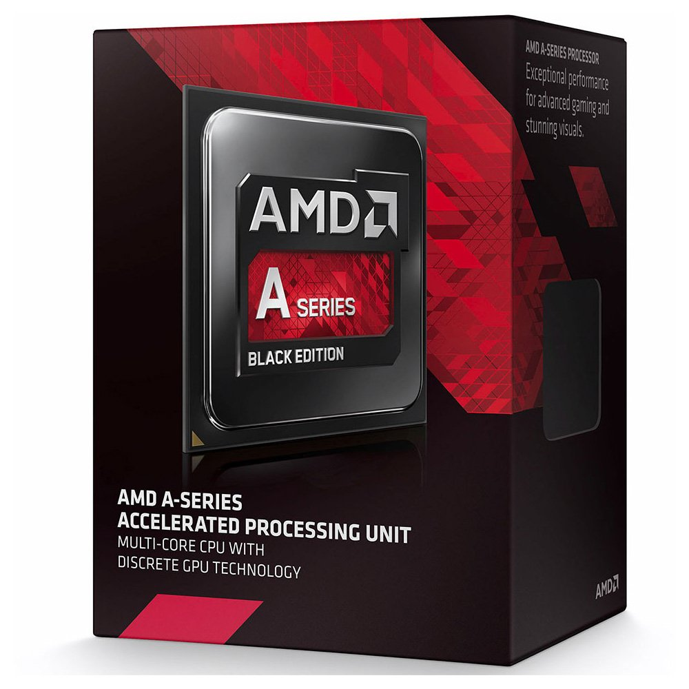 AMD A8 series Processor 3.6 4 AD767KXBJCBOX by AMD