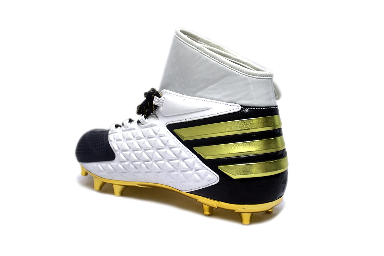 adidas Men's SM Freak High Wide 4E Football Cleats (18 Wide, Cool Navy/Gold  Metallic/White): Amazon.ca: Shoes & Handbags