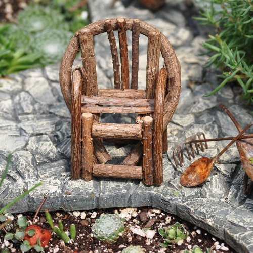 Grapevine Natural Garden Accessory Figurine product image