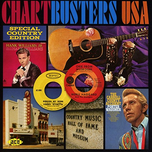 Chartbusters Usa - Special Country Edition (Chartbusters Cd)