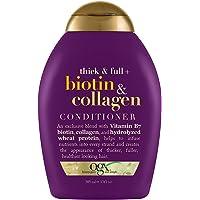 OGX Thick & Full + Biotin & Collagen Conditioner, 385ml