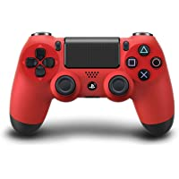 Sony CUH-ZCT2G 11 DUALSHOCK4 wireless controller, Red
