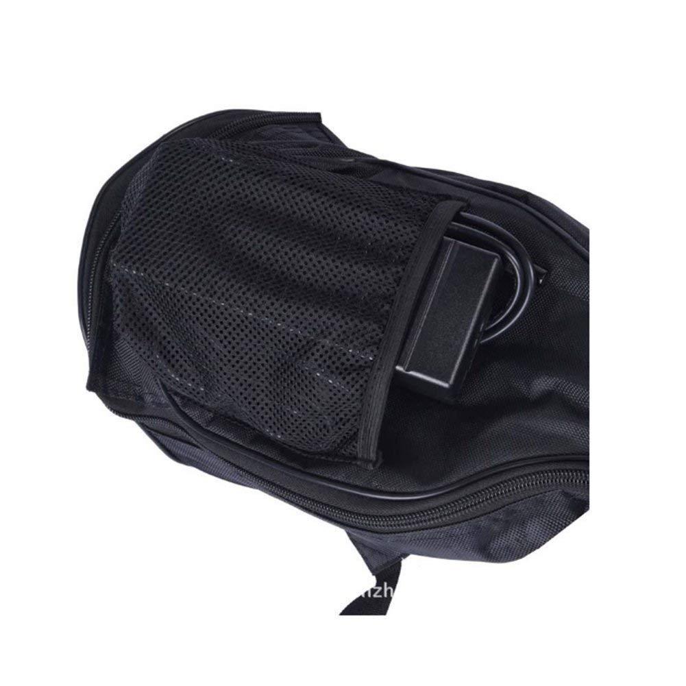 Misc. Volver Bag Scooter Bolso Mochila Impermeable Durevole Moda Bolso para 16,5/cm y Dos Ruedas autobilanciante Scooter Negro 209/para Sport