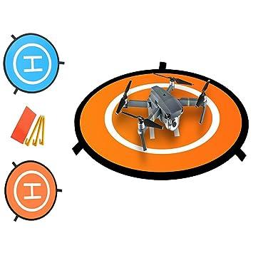DD Drone Landing Pad, Portátil Landing Mat para Phantom 2 / 3 / 4 ...