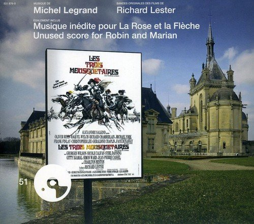 The Three Musketeers & Robin and Marian by Michel Legrand