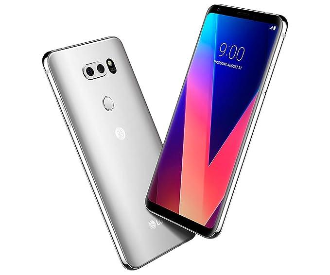 LG - Lg V30 Plata 64 GB + 4Gb Móvil Libre: Lg: Amazon.es: Electrónica
