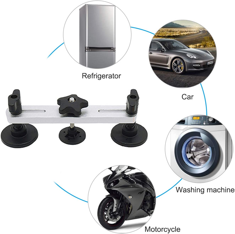 MENQANG Dent Repair Kit Werkzeuge Body Dents Remover Kit f/ür Auto Auto Body Hail Damage Fahrzeug Dellen//Hagel Schaden Entfernen