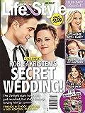 Robert Pattinson & Kristen Stewart l Reese Witherspoon l Nick Lachey & Vanessa Minnillo l Drew Barrymore - October 15, 2012 Life & Style