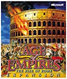 Software : Age of Empires: The Rise of Rome - PC