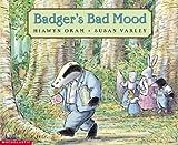 Badger's Bad Mood, Hiawyn Oram, 0590216937