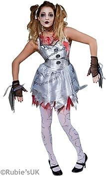 Rubies s Oficial Ladies Muerto muñeca Disfraz de Halloween Zombi ...