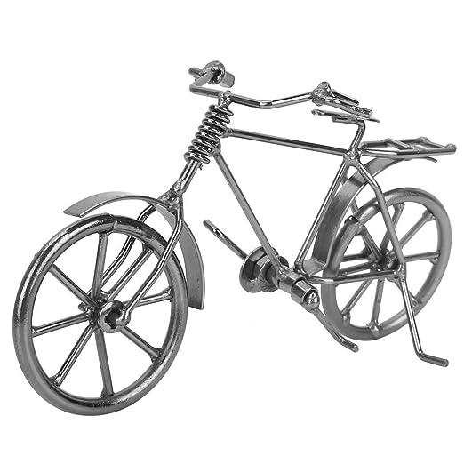 FTVOGUE Vintage Mini Bicicleta Jinete Modelo Dedo Bicicleta ...