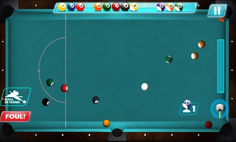 Real Ball - Pool Billiard 3D - Snooker Game for Android: Amazon.es: Appstore para Android