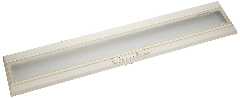 Schneider electric 08293Porte Transparent G IP30couloir latérale, an 300mm, 30modules, Al 1.680mm