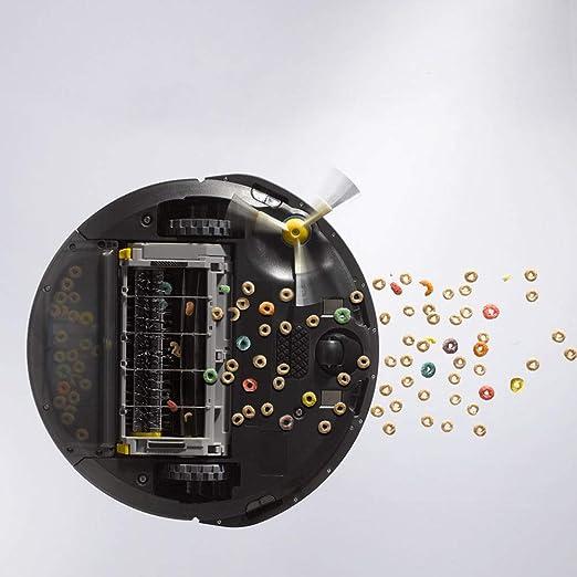 IROBOT Robot aspirador irobot roomba 696 - navegación iadapt - limpieza 3 fases - sensores acusticos - filtro aerovac - aplicación: Amazon.es: Hogar