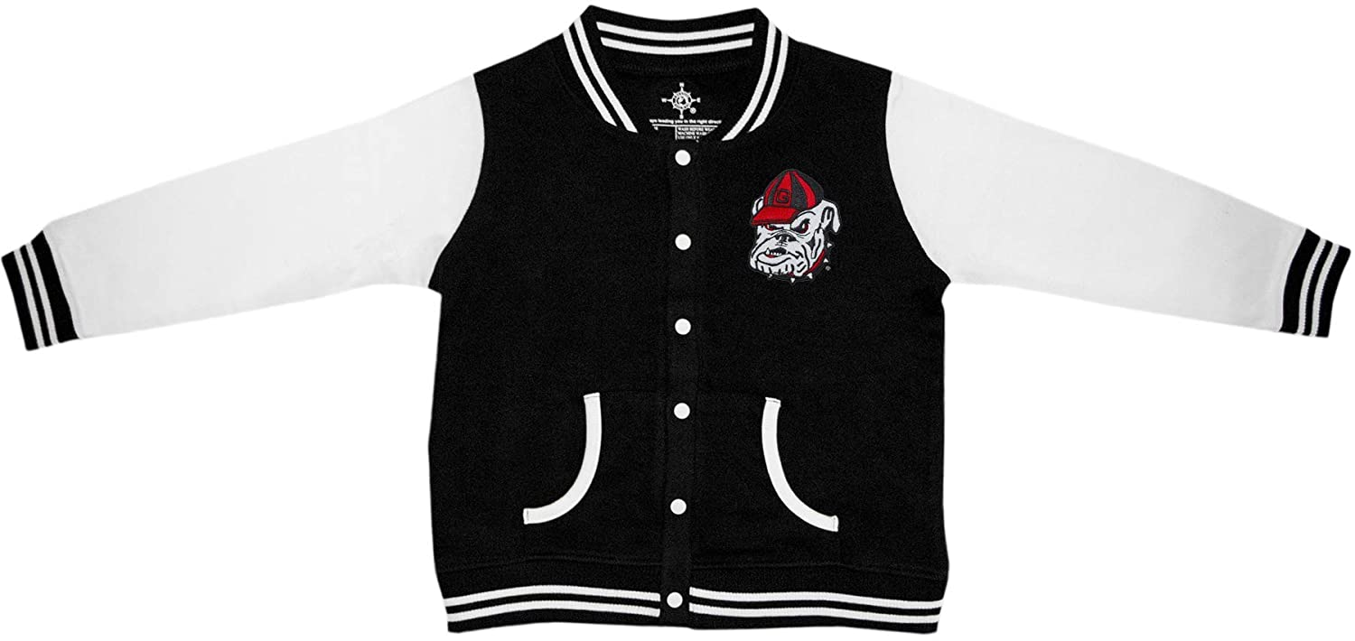 University of Georgia Bulldogs Varsity Jacket