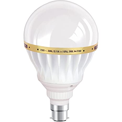 Cool Oreva ORHL 24W DX 24 Watt LED Lamp White Modern - Elegant 24 fluorescent light fixture Review