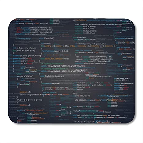 Seamless Vector Pattern Custom Design Stitched Edges Waterproof Non-Slip Rubber Base Mousepad 35.4 x 15.7 inch NO-78528 Homenon Professional Gaming Mouse Pad