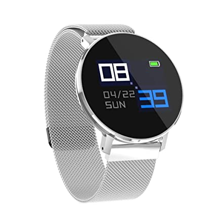 Amazon.com: Wind-Susu Women Smartwatch Smart Waterproof IP68 ...