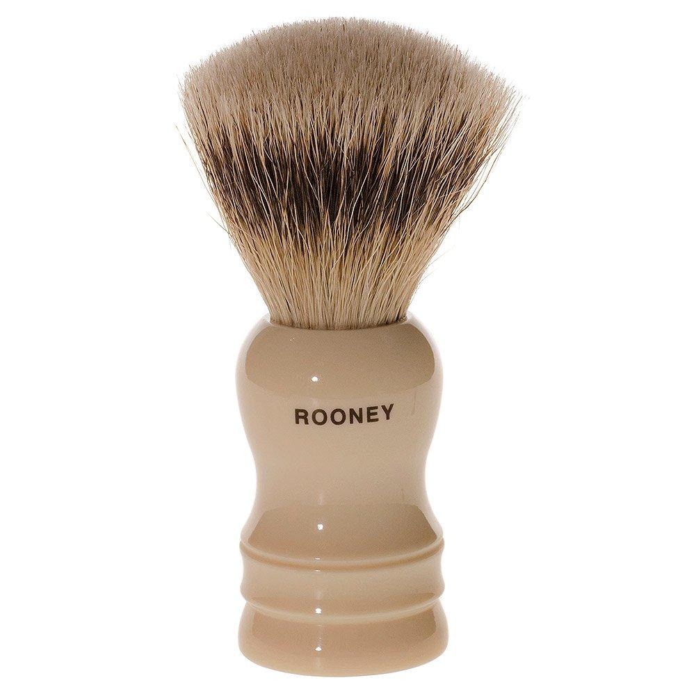 Rooney Heritage Emillion Super Silvertip Badger Hair Traditional Shaving Brush (Size 1 / Small)